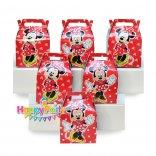 hộp quà cám ơn sinh nhật mickey đỏ happyparty.vn