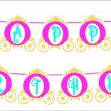 dây treo sinh nhật công chua disney happyparty.vn