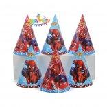 non-giay-chu-de- spiderman happyparty.vn