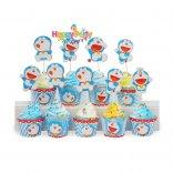 tem-cam-banh-cupcake-chu-de-doremon happyparty.vn