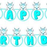 bo-phu-kien-trang-tri-chu-de-de-xanh happyparty.vn dây treo sinh nhật