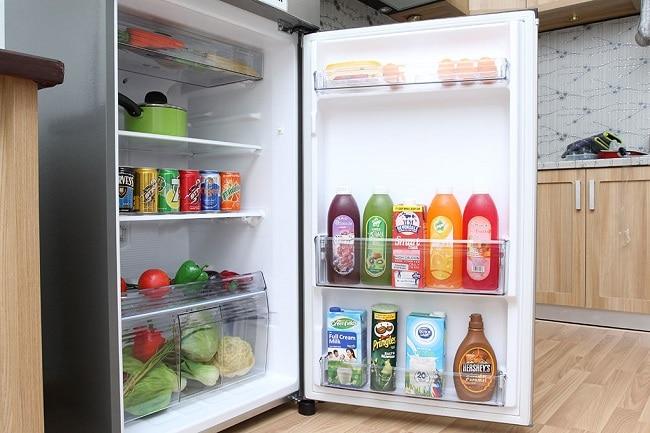 Làm thế nào để làm sạch tủ lạnh của bạn