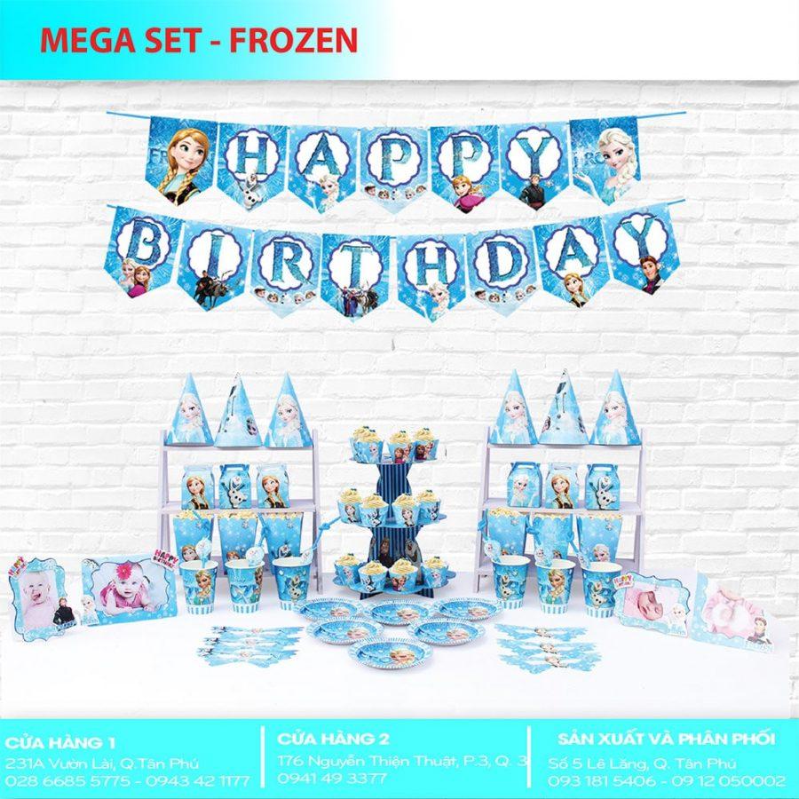Chủ đề Frozen