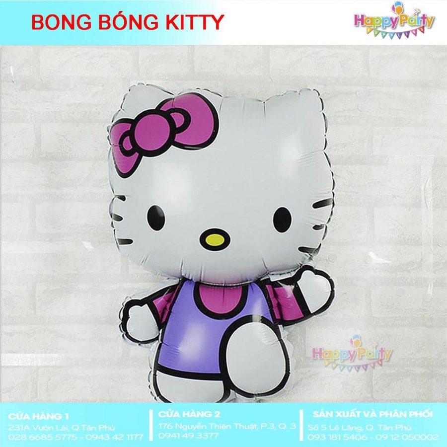 BONG BÓNG KITTY