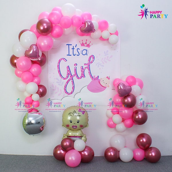 Combo Backdrop Baby Girl – 001