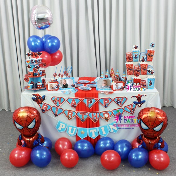 Combo Mega Set Spiderman - MS001