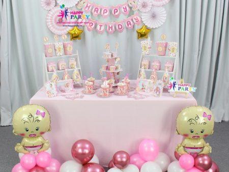 Combo Mega Set Baby Girl - MBG001