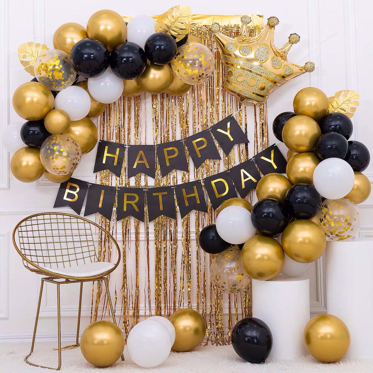 Phụ kiện sinh nhật Cao Bằng