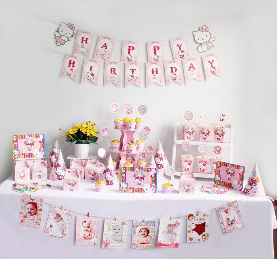 Đồ Phụ Kiện Trang Trí Sinh Nhật【Giá Rẻ 4/11/】| Happy Party