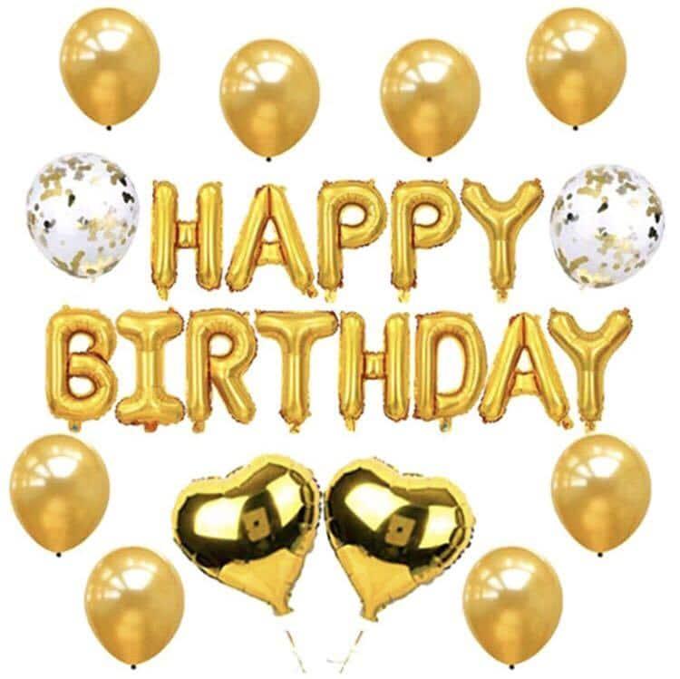 Phụ kiện sinh nhật Đắk Lắk
