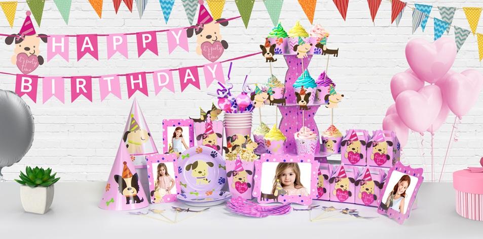 Happy Party cung cấp đồ trang trí thôi nôi Quận 9