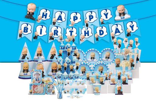 Happy Party cung cấp đồ trang trí thôi nôi Quận Tân Bình