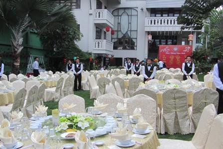 Nhà hàng Tân Hồng Phúc