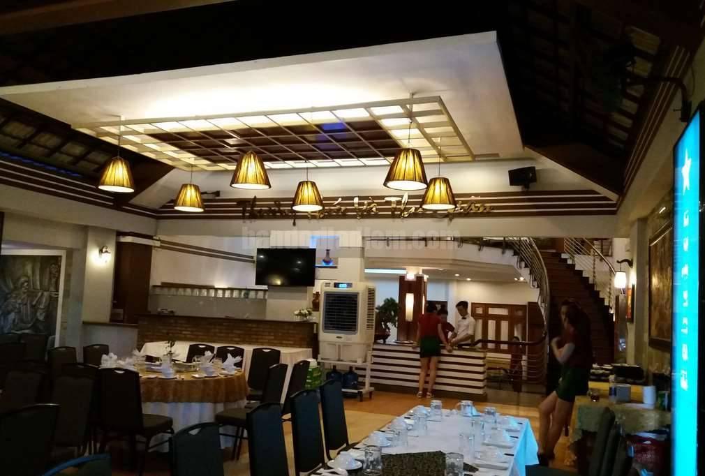 Nhà hàng Vườn Cau Restaurant