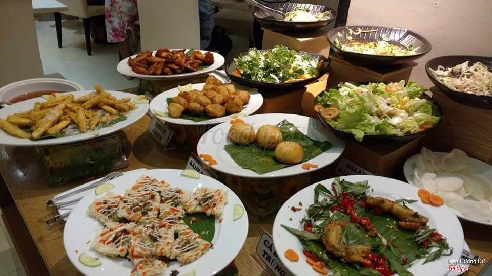 Nhà hàng Buffet Thuần Việt
