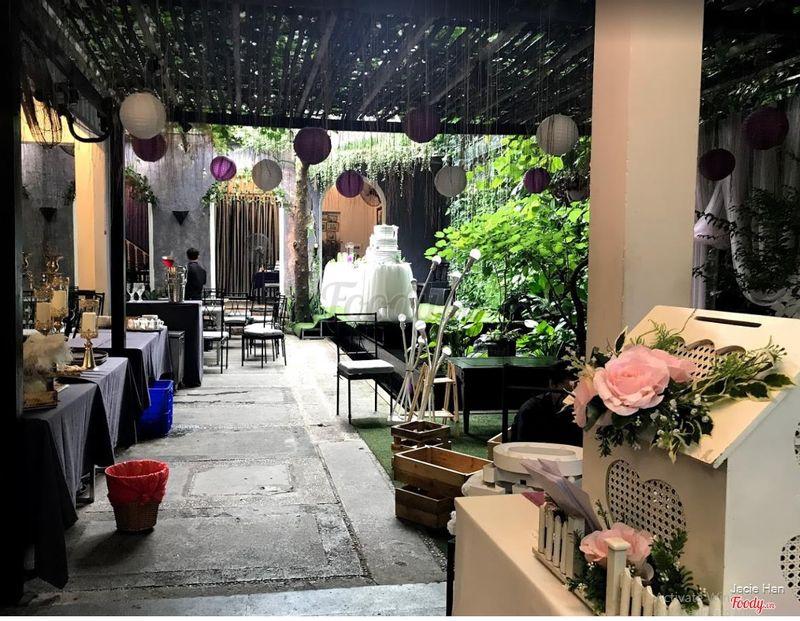 Nhà hàng Pergola Sài Gòn