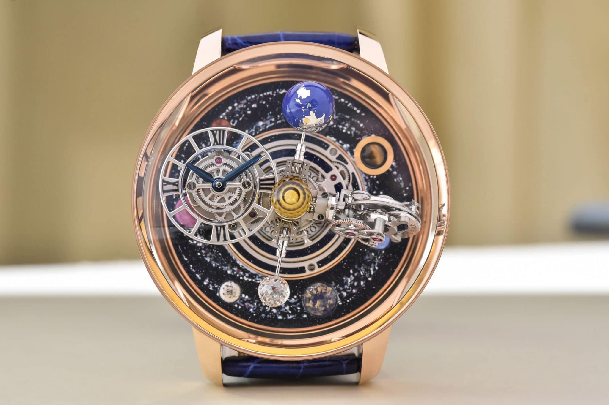 Quà tặng đồng hồ là món quà tuyệt vời