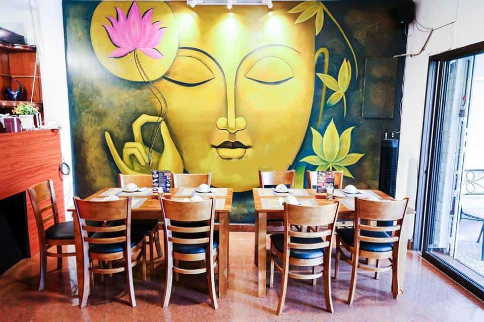 Nhà hàng Vườn Chay Garden – Lê Quang Định