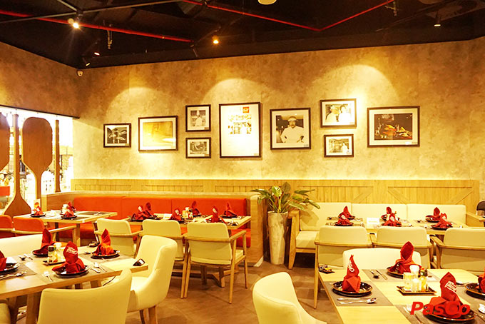 Nhà hàng Capricciosa – Landmark 81