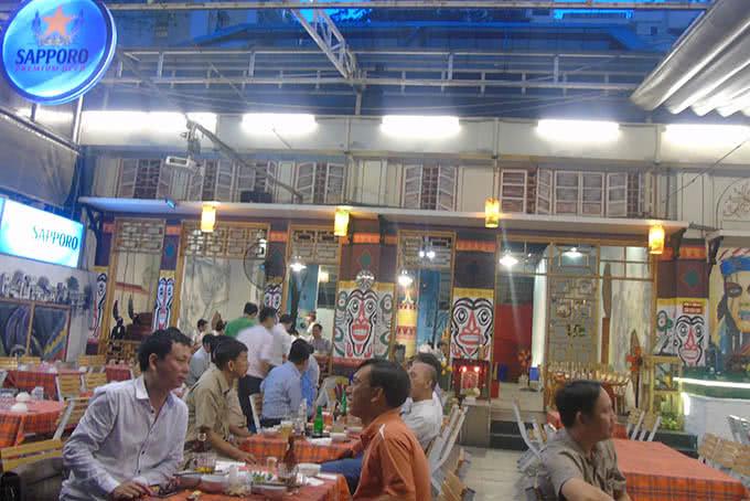 Nhà hàng Sài Gòn Xưa và Nay