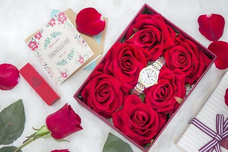 Những món quà tặng sinh nhật cho bạn thân là nữ