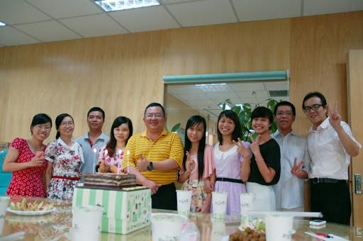 Lời chúc sinh nhật đồng nghiệp bá đạo