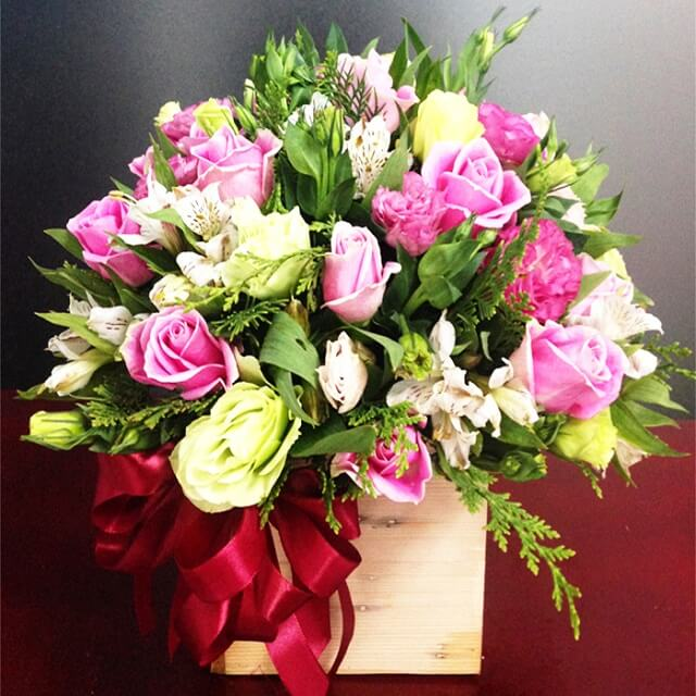 Ý nghĩa lẵng hoa tặng sinh nhật