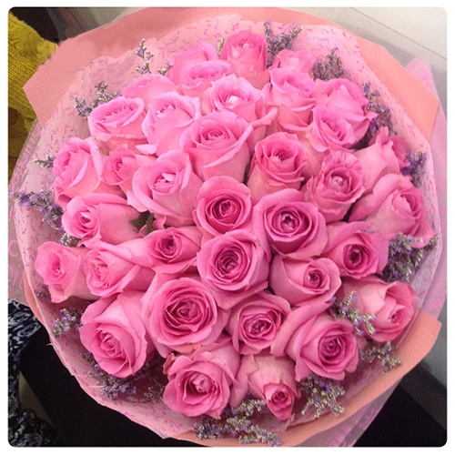 Hoa hồng sen tượng trưng cho sự mong chờ