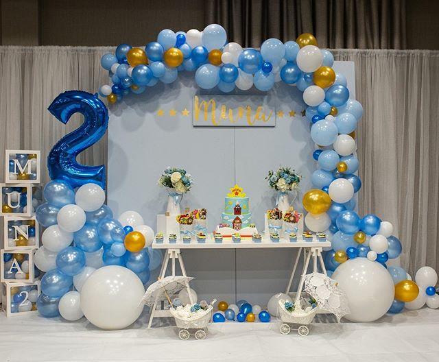 Trang trí tiệc sinh nhật trọn gói