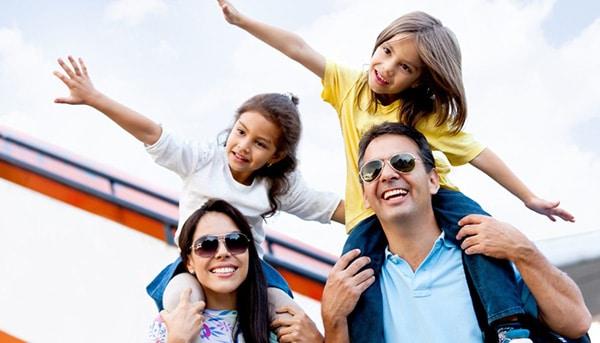 Một chuyến du lịch cùng cả gia đình