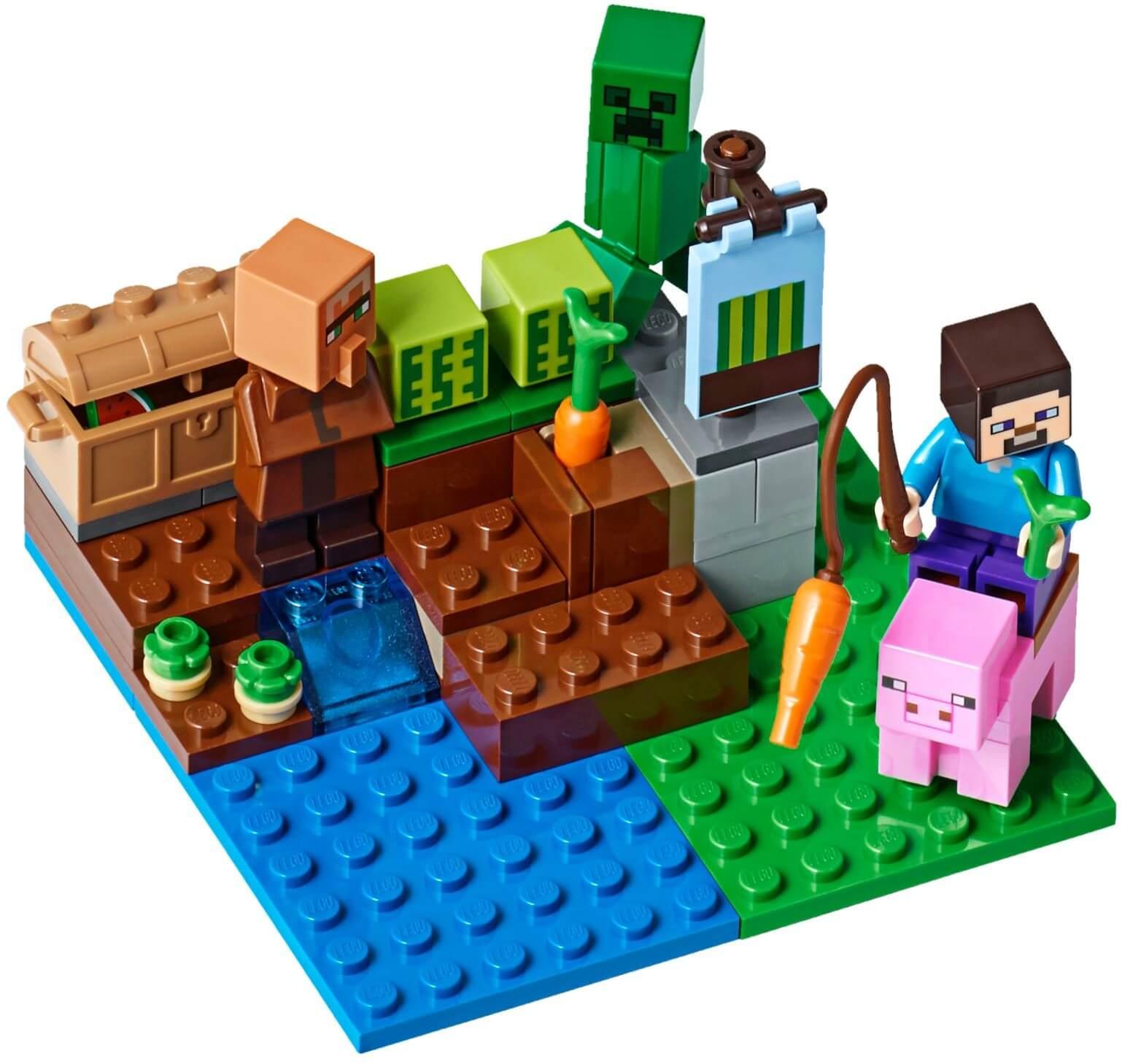 Lego khu vườn cổ tích