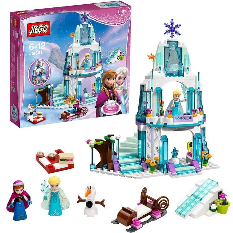 Lego xếp hình lâu đài