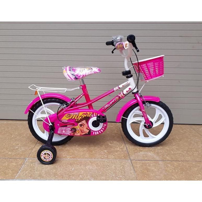 Xe đạp 3 bánh cho bé gái