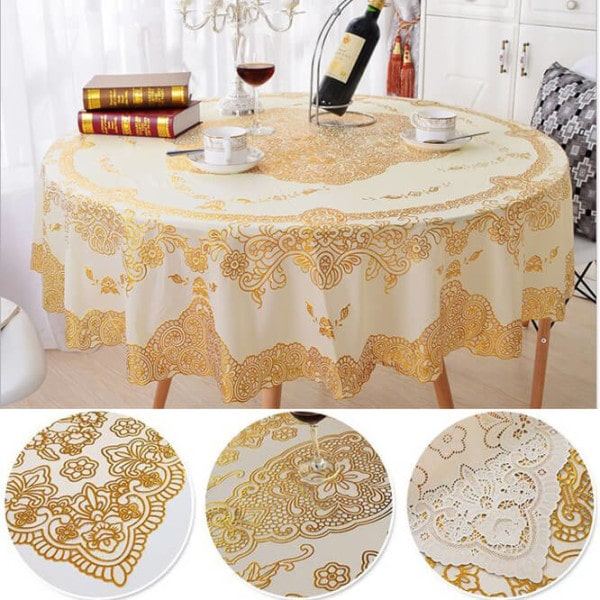 Chọn khăn trải bàn phù hợp với không gian phòng