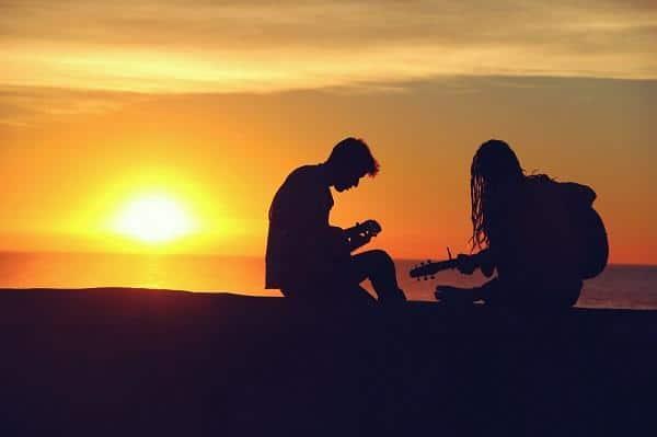 Tặng cho cô ấy một bản nhạc lãng mạn