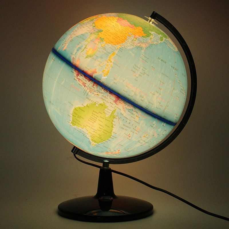 Tặng quả cầu trái đất cho bạn thân
