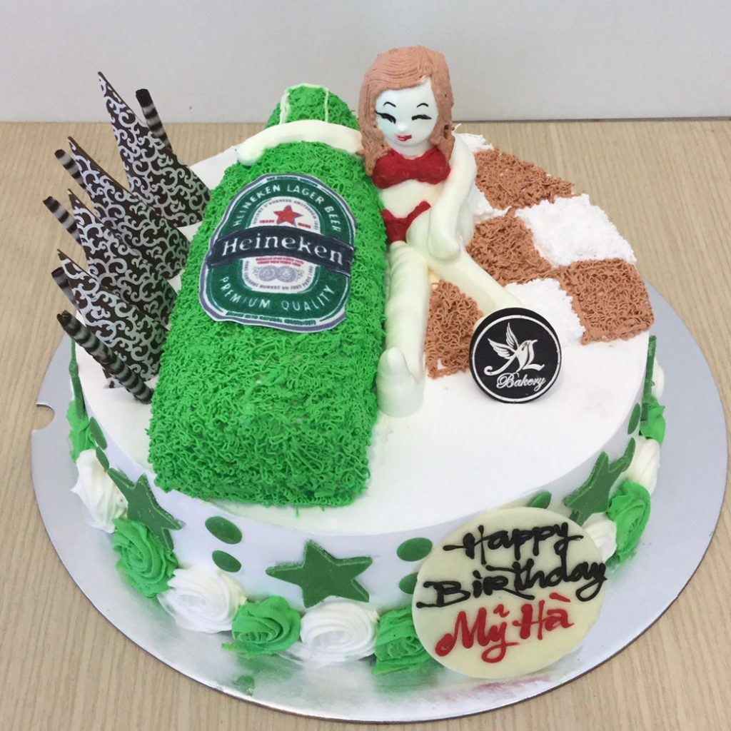 Bánh sinh nhật bửa tặng bạn thân