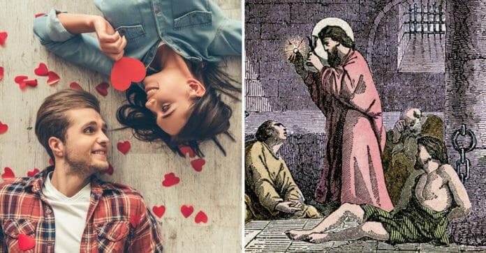 Truyền thuyết ngày valentine