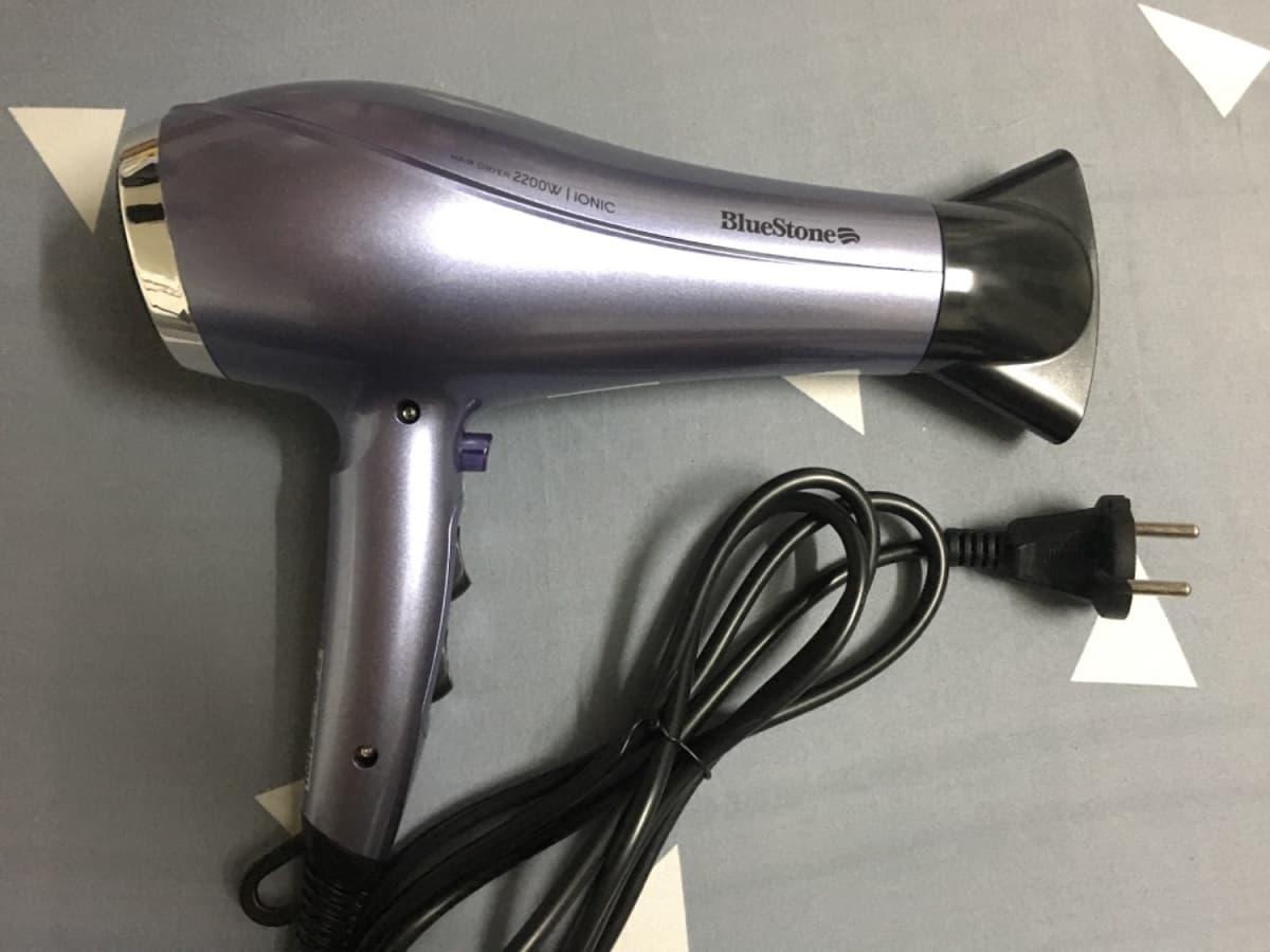 Máy sấy tóc có công dụng làm khô tóc nhanh chóng sau mỗi lần gội đầu