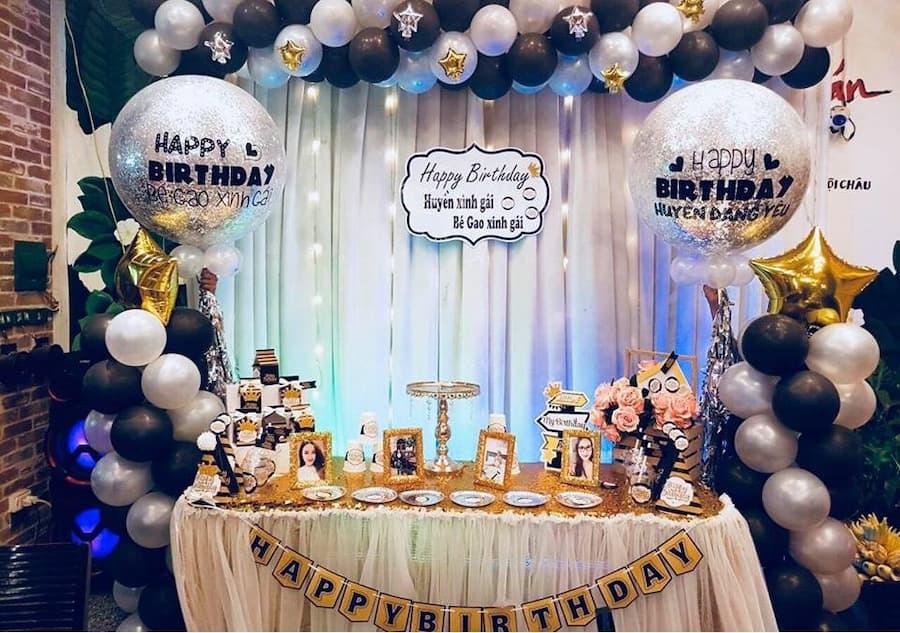 [Chia sẻ] Quy trình tổ chức sự kiện sinh nhật hoành tráng và độc đáo